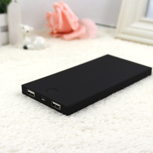 Ultra Slim Portable Power Banks 8000mAh Mobile Phone Battery Charger