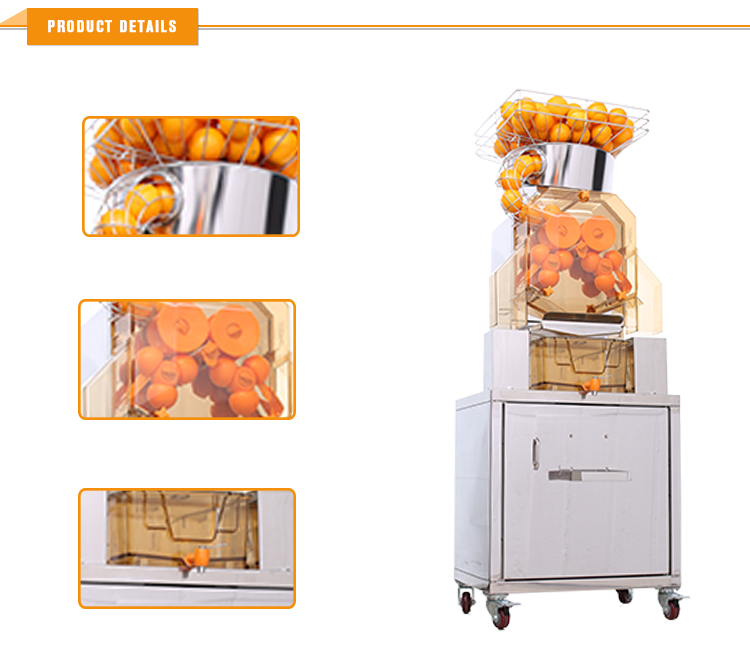 Commercial Citrus Juicer Press Orange Automatic
