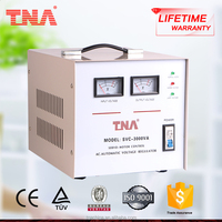 SVC high quality automatic power voltage stabilizer