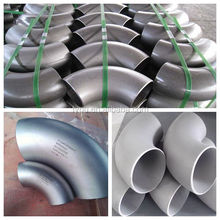 Gas Pipe Line Fittings Manufactures steel elbow/high presure elbow