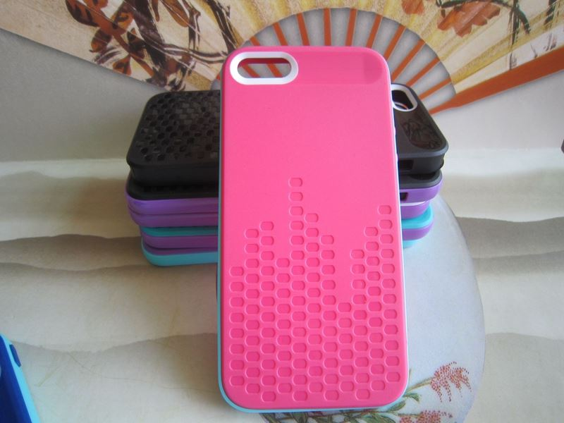 Plastic Mould for Mobile Shell/ iPad Shell/ Cover