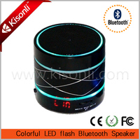 Bluetooth Wireless Led Speakers For Motorcycle With Strong Sound System