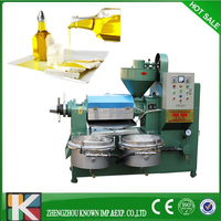 Excellent Quality Screw cheap small olive oil press machine for sale