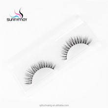 High Grade soft and fluffy volume three dimensional mink lashes 3d mink eyelash