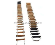 Marine rescue rope ladder professional embarkation ladder