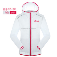new stryle summer women clothing with sunscreen function, soft outdoor clothing