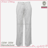 New arrival women customised open crotch pants