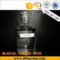 Natural food grade 99.5% price glacial acetic acid