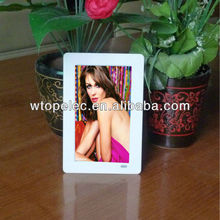 7 inch hottest fancy digital photo frame simple function