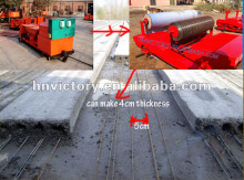 Precast Concrete Hollow Core Slab Extruder Machine