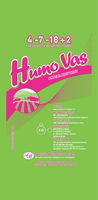Organic Fertilizer - HUMO-VAS