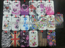 New Flower Soft TPU Gel Cover Case for Samsung Galaxy Grand i9080 i9082