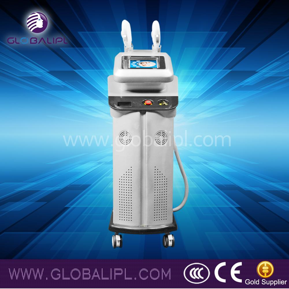 New beauty equipment face lifting ipl laser hair removal machine home