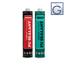 Low modulus, high elasticity PU sealant