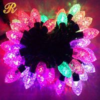 Tree decorative battery operated led light for costume decoration
