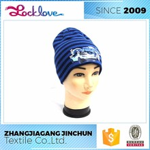Knitting Beanies Fabric Knitted Beanies Factory