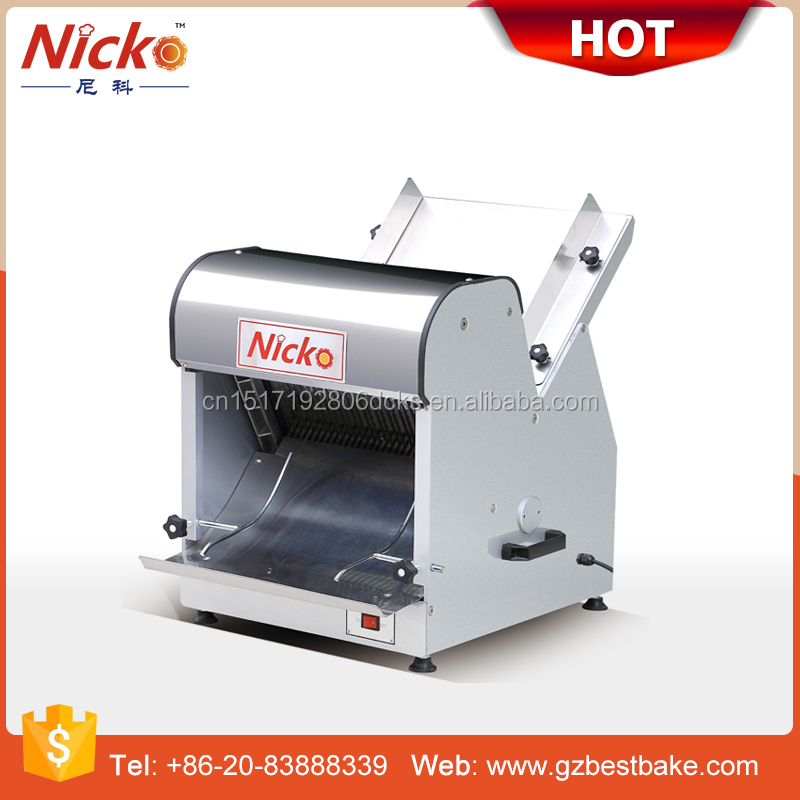 Toast Bread slicer ,, bread cutting machine for bakery equipment