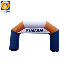 blow up inflatable arch, airtight style race arch inflatable gate price