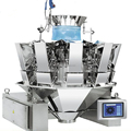 Automatic 14 hopper multihead scale nut packaging machine