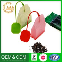 New Style Custom-Made Silicone Tea Filter Wholesale Special Design Tea Maker Infusers