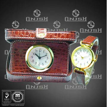ladies watch gift set wallet and watch