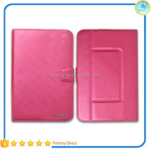 Leather Kickstand Wallet Case Cover For Xiaomi Mipad 2 Mipad2 64gb,Silicone Case For Asus MeMO Pad 7 ME176CX ME176/ME572CL/ME572