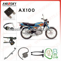 high quality ax100 moto parts for suzuki