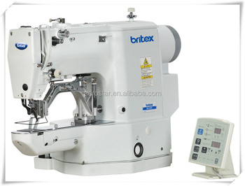HOT SALE 430G High Speed Direct Drive Bar Tacking JUK Kaj Button Sewing Machine Industrial