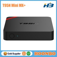 Quad Core Amlogic S905 Magic Box TV Receiver T95N MINI MX+ Smart Android TV Box Firmware Update