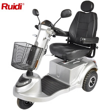 3 wheels mobile electric scooter LCD panel T6-S mobility scooter