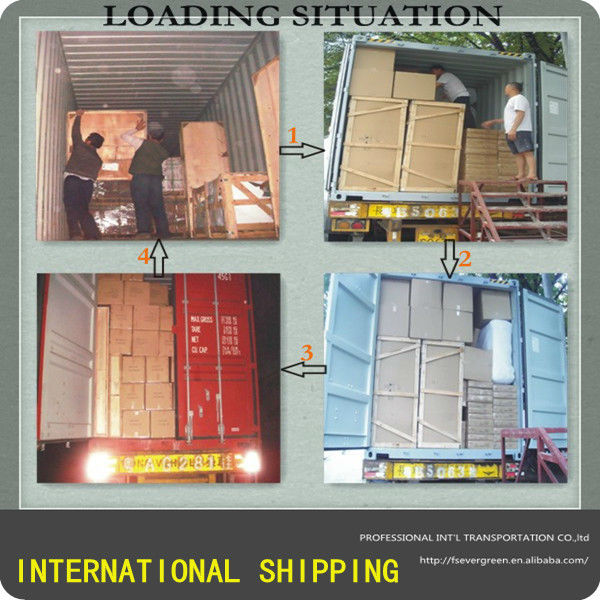 Ocean Freight, Shipping from China to Nigeria