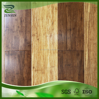 High quality cheap anti termite solid hardwood bamboo flooring