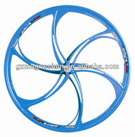 Effective High Performance Magnesium Alloy Uni-wheel 26 Inch For Standard Mountain Bike Wheel Rims