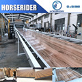 2017 newest hotsell PVC flooring making machine/SPC floor sheet exrusion line/pvc foam board malaysia