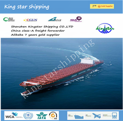 Professional LCL sea shipping Cheap shipping rates from China to Calgary Canada