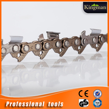 "Hot sales new technology 0.325""pitch steel chain saw for chainsaw SAE8660 material"