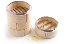 Square Food Steamer the Steamed Stuffed Bun Bamboo Steamer For Sale