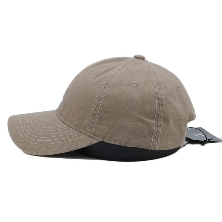 High Quality Unstructured Custom Blank Dad Hat/Cap