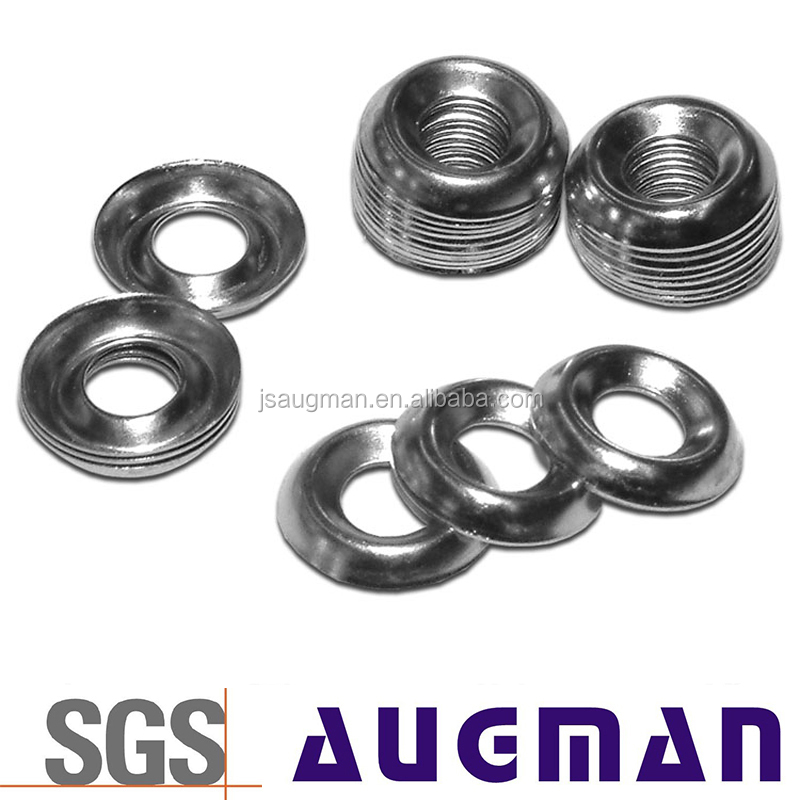 Customized Good quality steel metal Stamping stainless steel oval washer