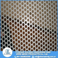 Alibaba china supplier 5mm thick stainless steel perforated sheet