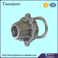 Precision Lost Wax stainless steel investment casting spare parts