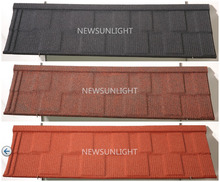 Decras Standard Colorful Stone Chips Metal Roofing Tile Hot Sell in Austria