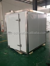 Meat and fish cold storage room for sale