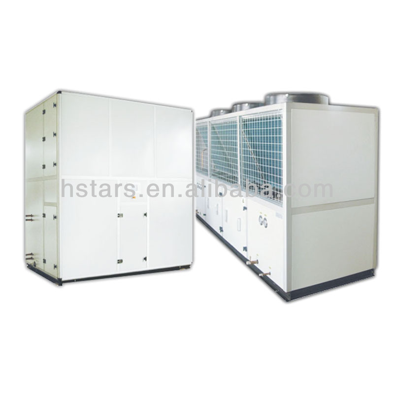 Air cooled split type industrial air conditioning units