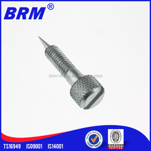 4140 Alloy Steel CNC Machine Motorcycle Spark Plug Parts