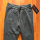 Keqiao Stock Lots Apparel Mens Knitted French Terry Pants in STOCKLOTS