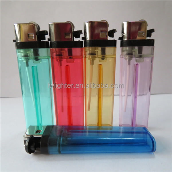 China Plastic Cheap Smart Butane Lighter Parts