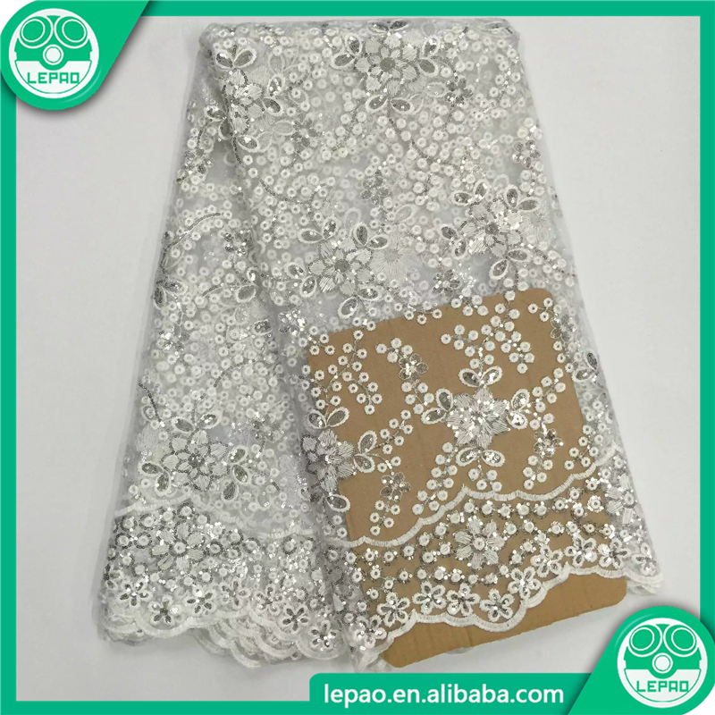 Net french tulle lace fabrics