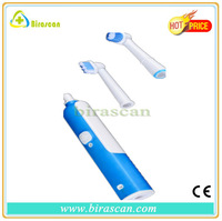 Plastic Rechargeable Electric Toothbrush of new design