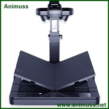 Hand Press External adapter CMOS Sensor JPEG,PDF,TIFF format Book Scanning Paper Scanning smart scanner
